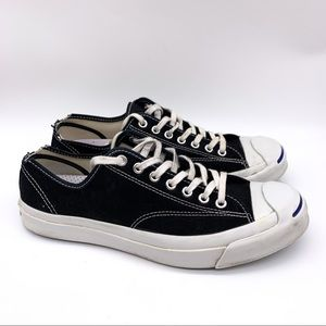 CONVERSE Jack Purcell mens low top sneakers, 8.5.